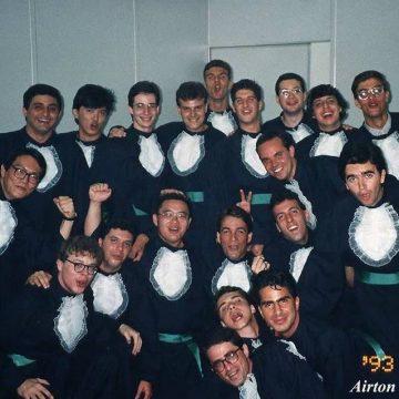 Graduação Medicina Santa Casa de São Paulo 1993