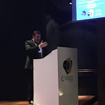 Congresso Brasileiro da ABCRC. Aula de Reconstrução Capilar 2016