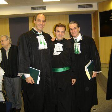 Mestrado Santa Casa de São Paulo 2007 com a Tes Complicações em Transplante de Cabelos